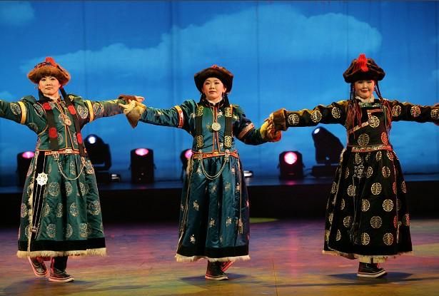 Буряты южной внутренней монголии